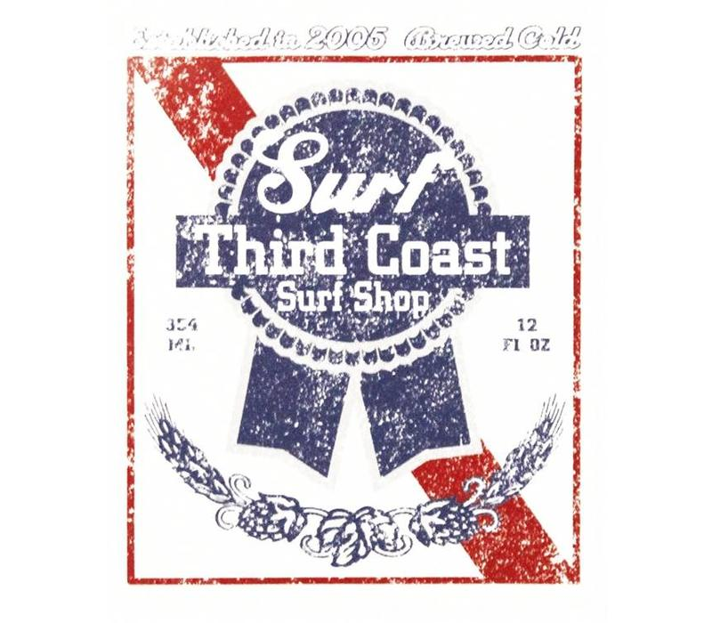 Third Coast Party Time Sticker