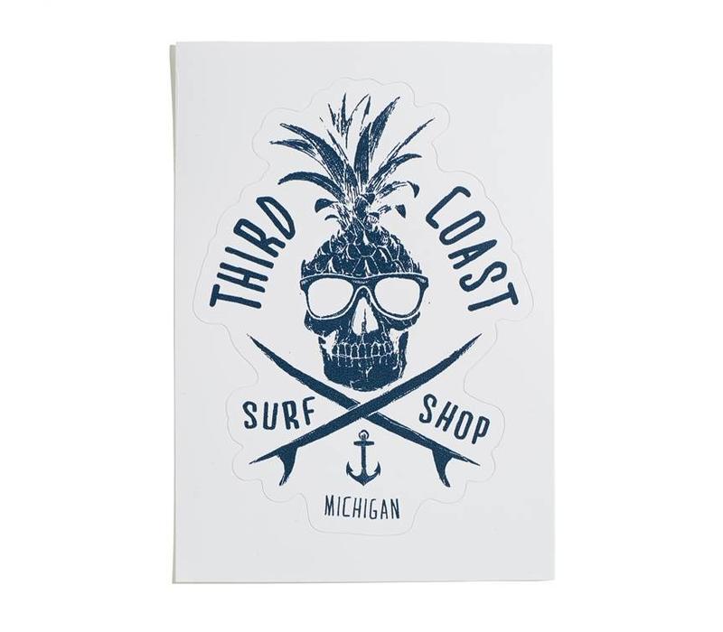 Third Coast Sweet Dude Sticker