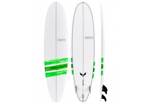 8'0 Modern 8'0 Blackbird PU Basic Lime