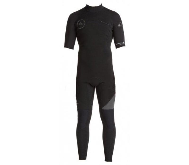 Quiksilver 2mm Syncro Short Sleeve Wetsuit