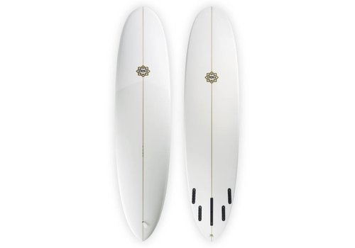 Bing Surfboards Bing 7'2 Collector Clear
