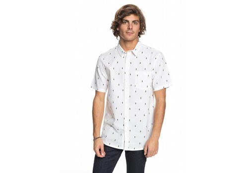 Quiksilver Quiksilver Abstract Boards Short Sleeve Shirt