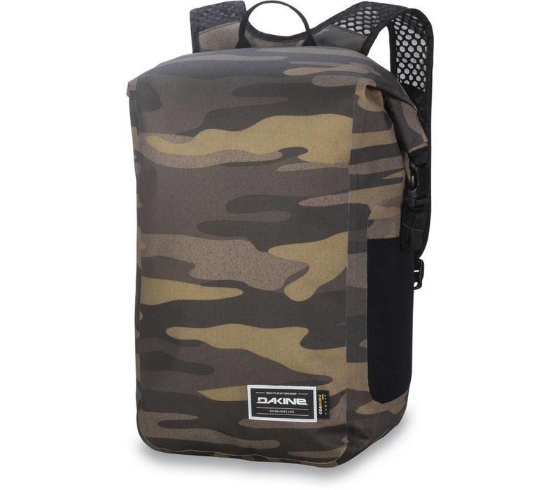 Dakine Cyclone Roll Top 32L Backpack - Cyclone Camo