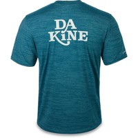 Dakine Roots Loose FIt S/S Rashguard - Resin Heather