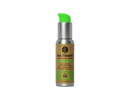 Raw Elements Raw Elements Daily Lifestyle SPF 30 Serum Pump