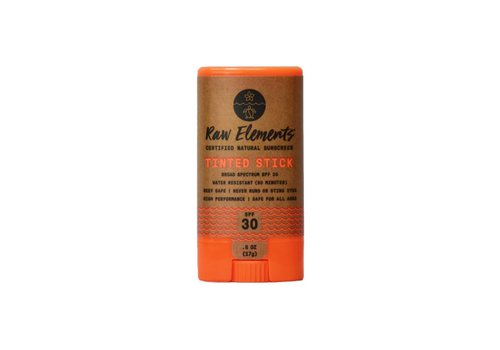 Raw Elements Raw Elements Eco Tinted Stick .6oz