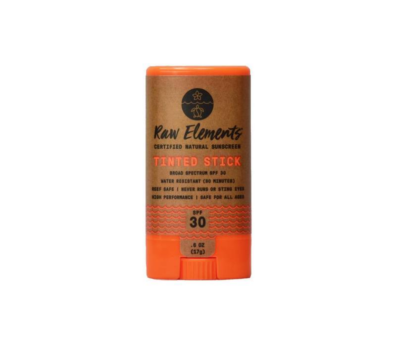 Raw Elements Eco Tinted Stick .6oz