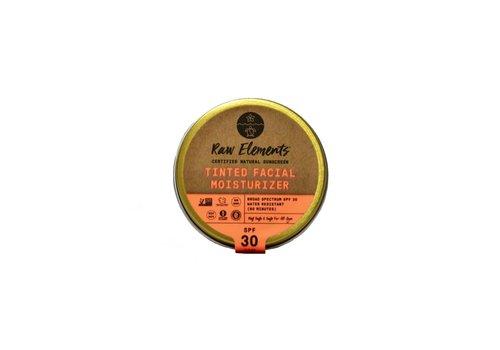 Raw Elements Raw Elements Tinted Facial Moisturizer SPF 30 1.8oz