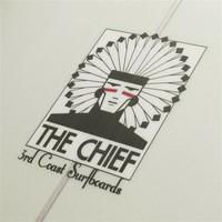 3rd Coast Surfboards 9'6 Chief V4 Tan