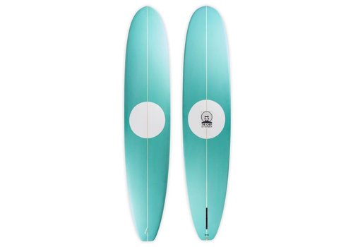 Third Coast 3rd Coast Surfboards 9'4 Chief V5 Teal
