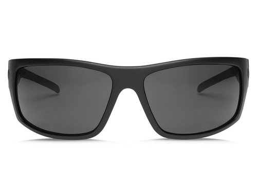 Electric Sunglasses Electric Tech One XLS Matte Black OHM Polarized Grey
