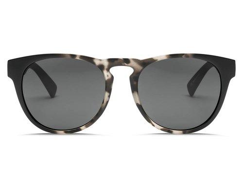 Electric Sunglasses Electric Nashville XL Burnt Tortoise OHM Polarized Grey