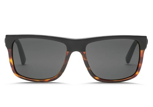 Electric Sunglasses Electric Swingarm Darkside Tortoise OHM Polarized Grey