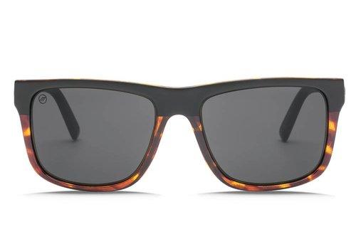 Electric Sunglasses Electric Swingarm XL Darkside Tortoise OHM Polarized Grey