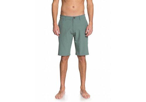"Quiksilver Quiksilver Union 21"" Amphibian Shorts Seaweed"