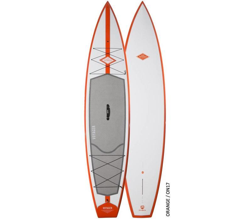 Riviera 12'6 Voyager Orange