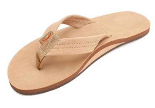 Rainbow Sandals Rainbow Sierra Brown Premier Leather Single Layer Arch Mens