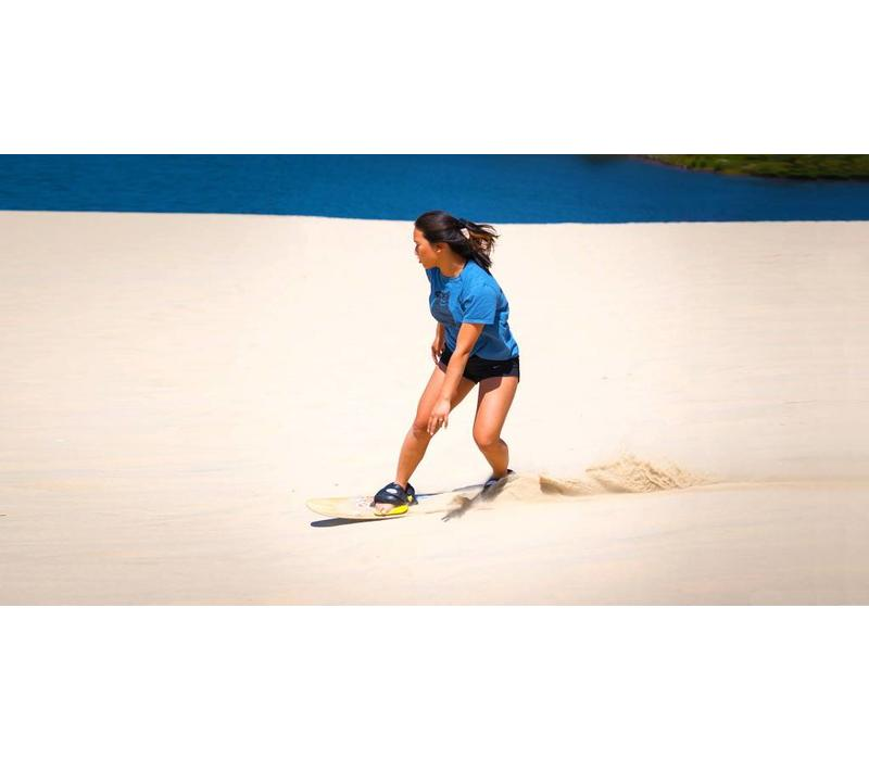 Private Sandboarding 101 Lesson