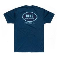 Bing Classic Encinitas 2 Premium S/S T-Shirt Navy