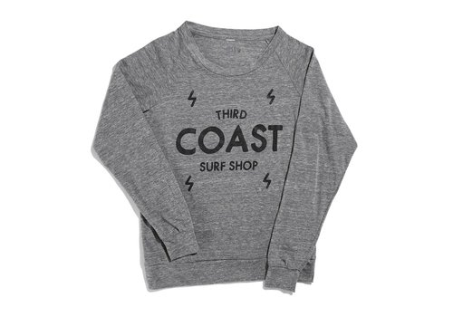 Third Coast Third Coast Women's Eco Jersey Pullover