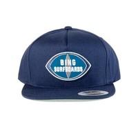 Bing Original Patch Premium Twill Hat Navy