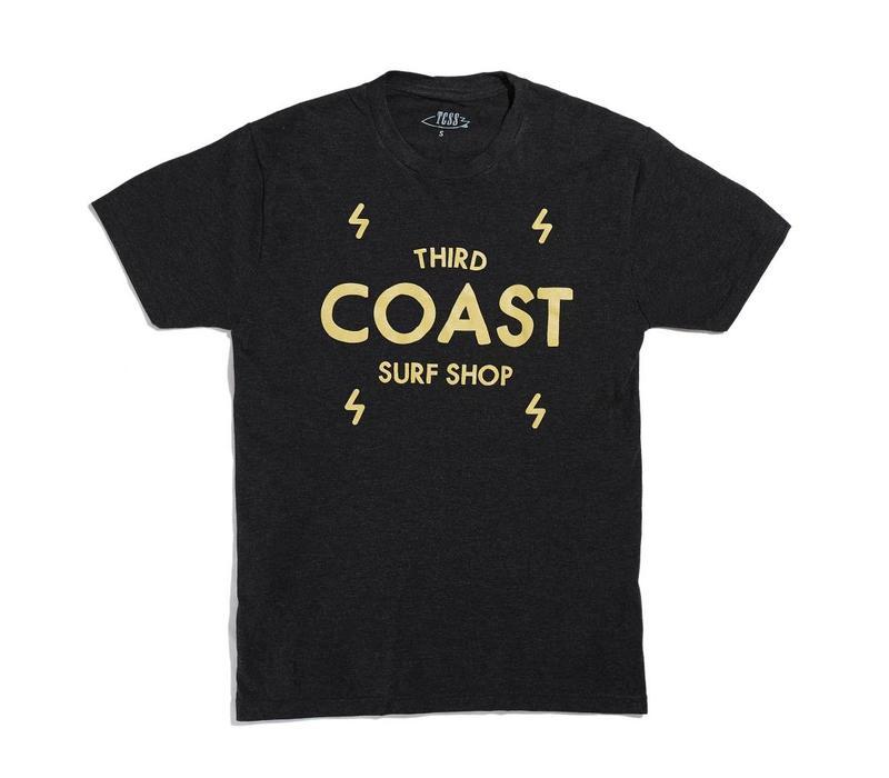 Third Coast Bolts Logo Tee