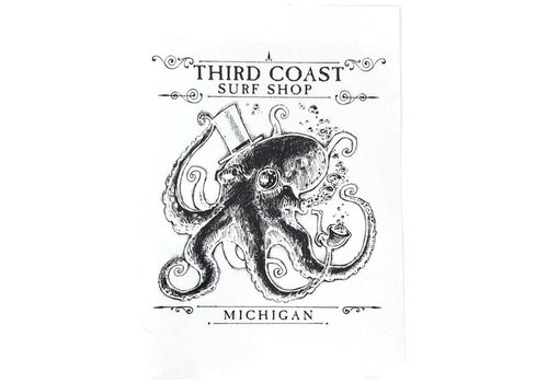 Third Coast Third Coast Dapperpus Sticker
