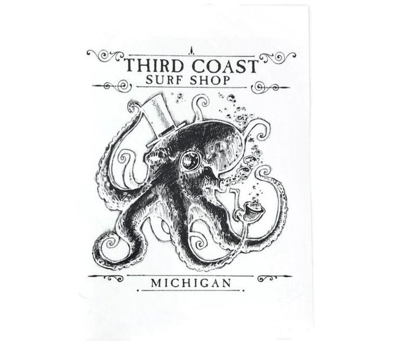 Third Coast Dapperpus Sticker