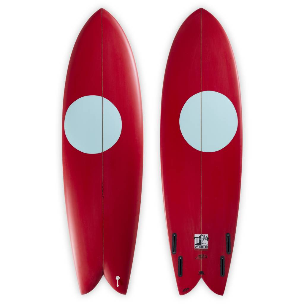 3rd coast surfboards 6 6 warrior v6 red teal dot third coast surf shop