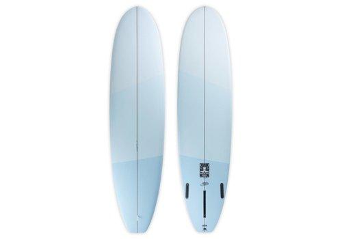 Third Coast 3rd Coast Surfboards 7'6 Medicine Man V6 Blue Ombre