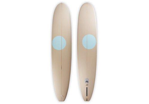 Third Coast 3rd Coast Surfboards 9'2 Chief V6 Tan/Teal Dot