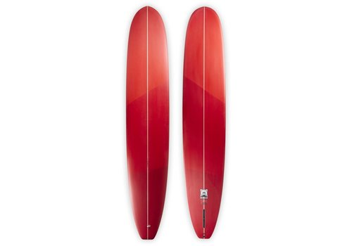 Third Coast 3rd Coast Surfboards 10'0 Chief V6 Red Ombre