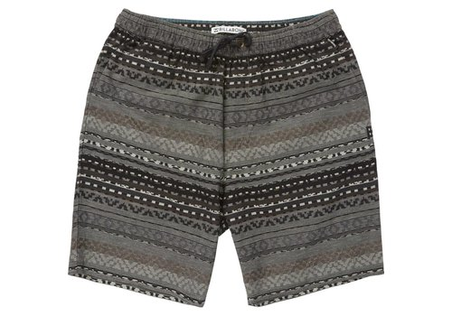 Billabong Billabong Larry Layback Jaquard Shorts