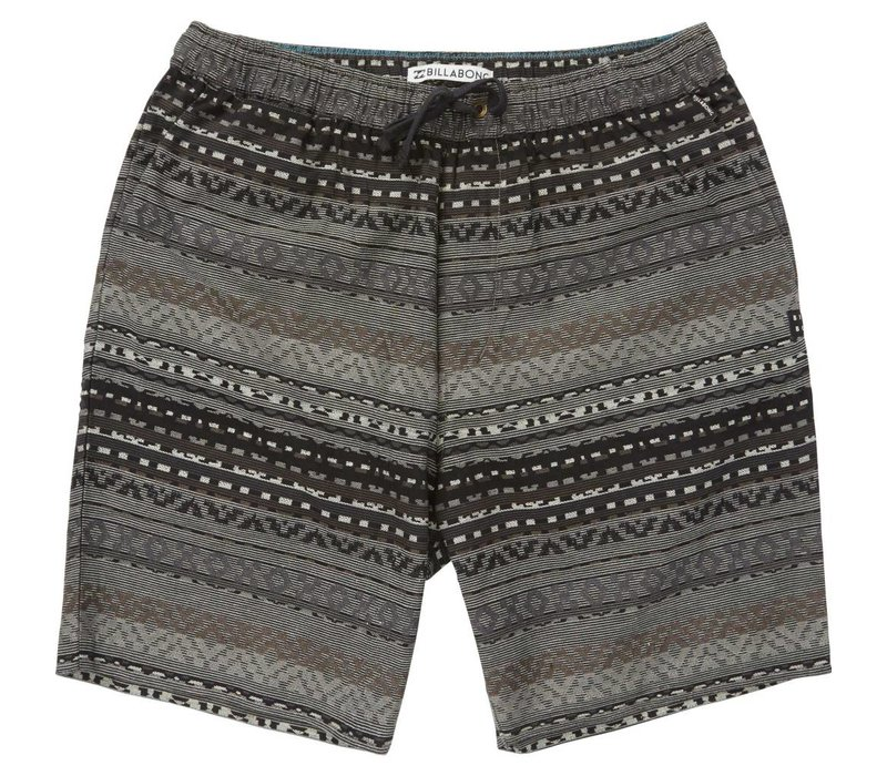 Billabong Larry Layback Jaquard Shorts