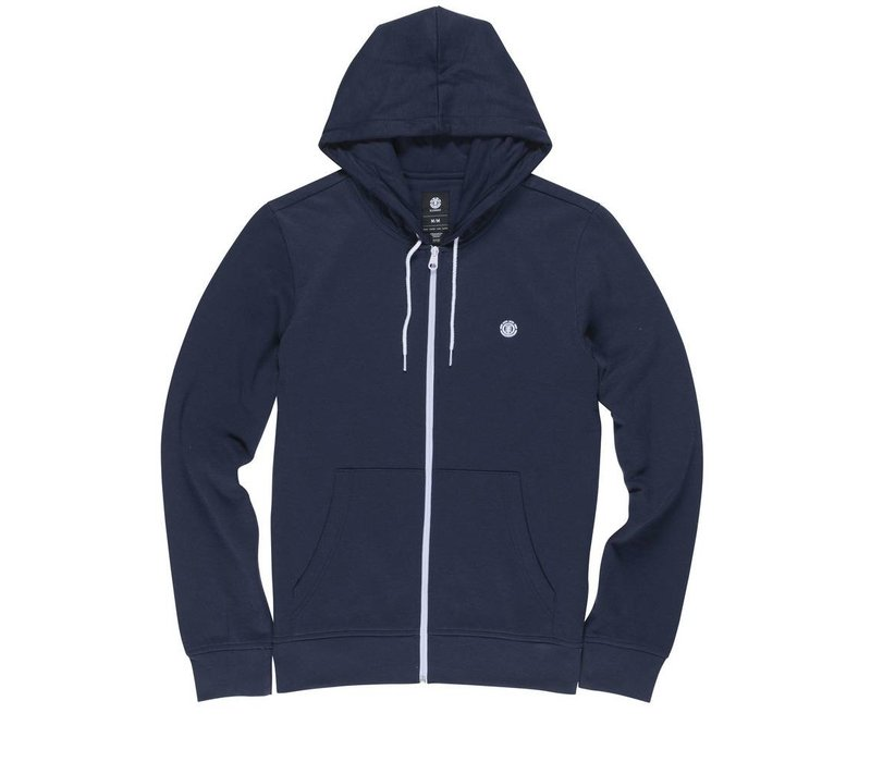 Element Cornell Classic Zip Hoody Eclipse Navy