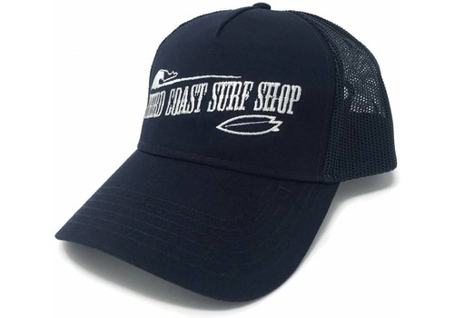 Third Coast Third Coast Old Fashioned Logo Trucker Hat Navy