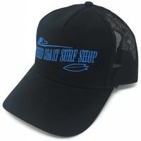 Third Coast Old Fashioned Logo Mesh Back Hat Black