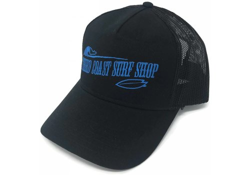 Third Coast Third Coast Old Fashioned Logo Mesh Back Hat Black