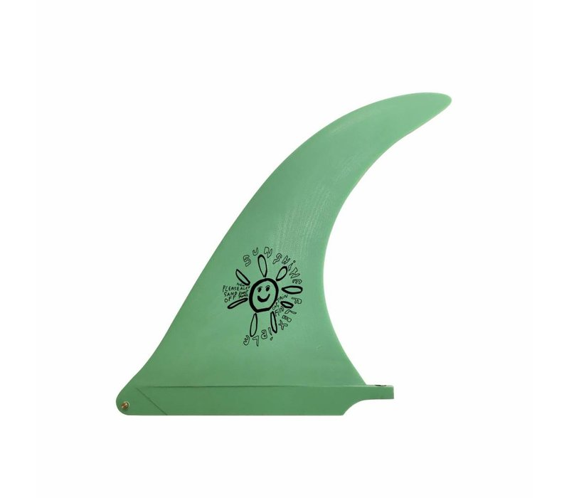 "Captain Fin Alex Knost Sunshine 10"" Green"