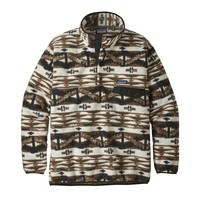 Patagonia M's Synchilla Snap-T Pullover Shepherd Knit