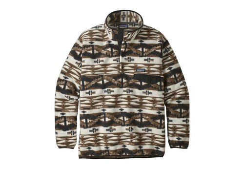 Patagonia Patagonia M's Synchilla Snap-T Pullover Shepherd Knit
