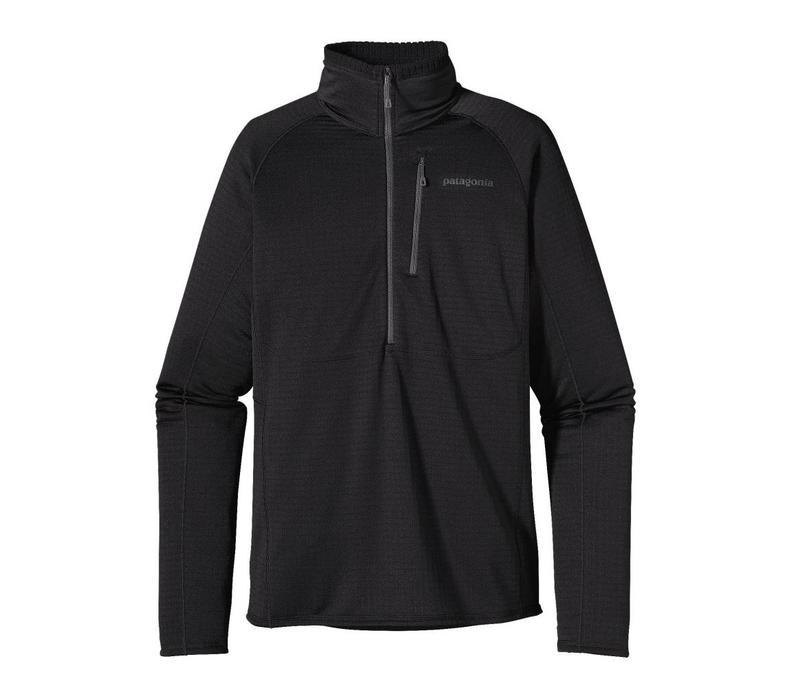 Patagonia M's R1 Pullover Black