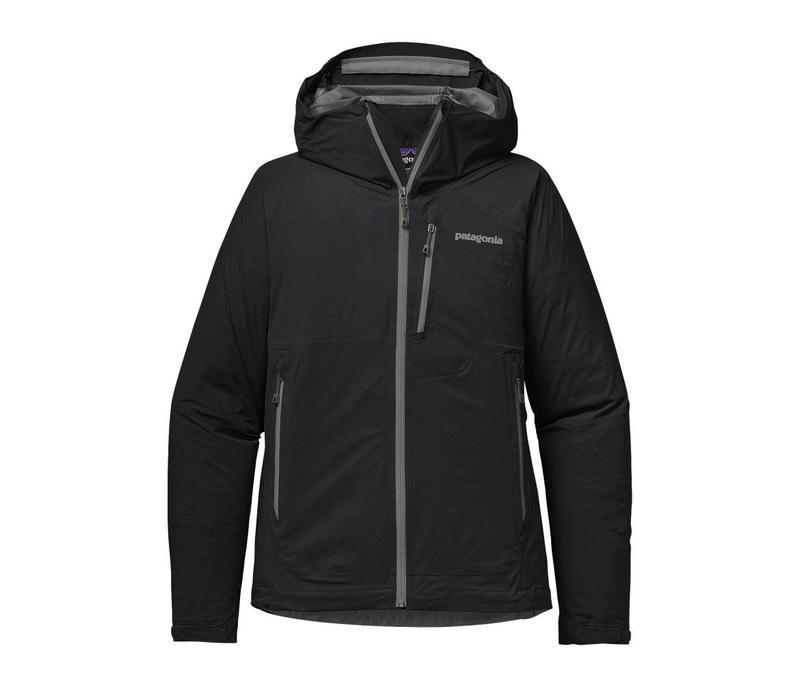 Patagonia W's Stretch Rainshadow Jacket Black