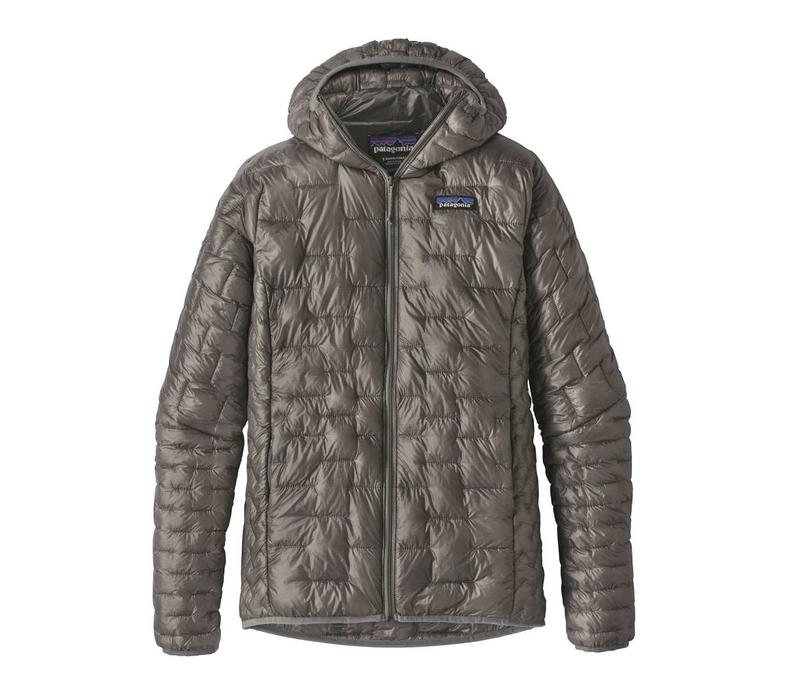 Patagonia W's Micro Puff Hoody Feather Grey