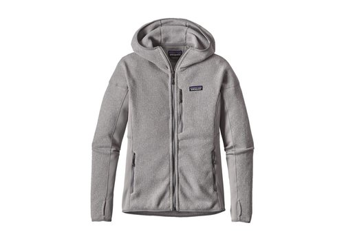 Patagonia Patagonia W's Better Sweater Performance Hoody Drifter Grey