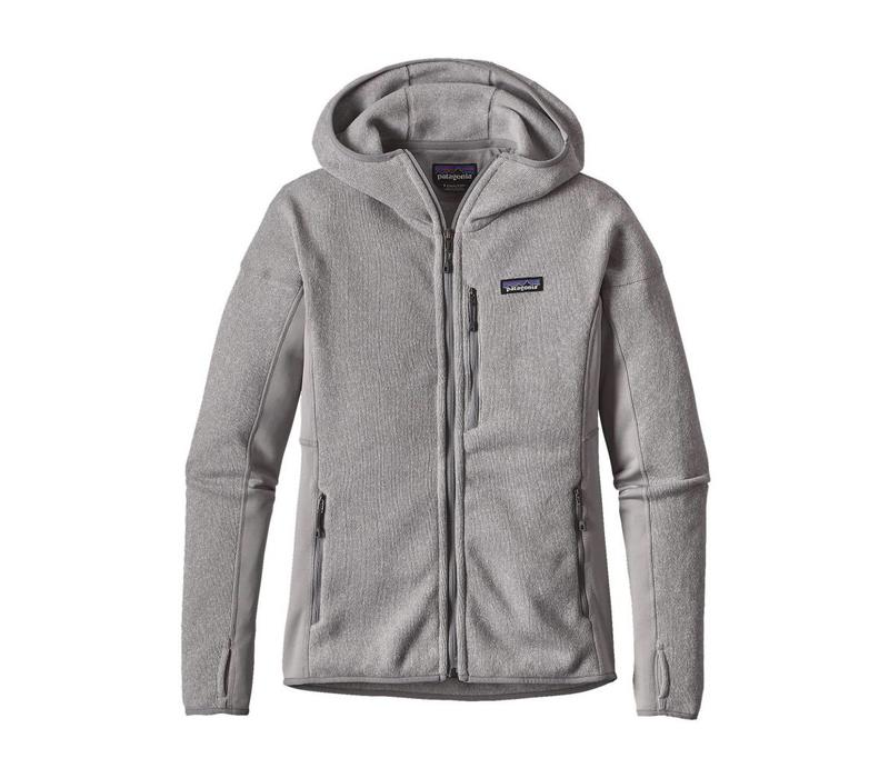 Patagonia W's Better Sweater Performance Hoody Drifter Grey