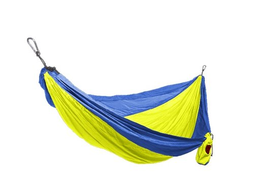 Grand Trunk Grand Trunk Double Hammock Royal Blue/Neon