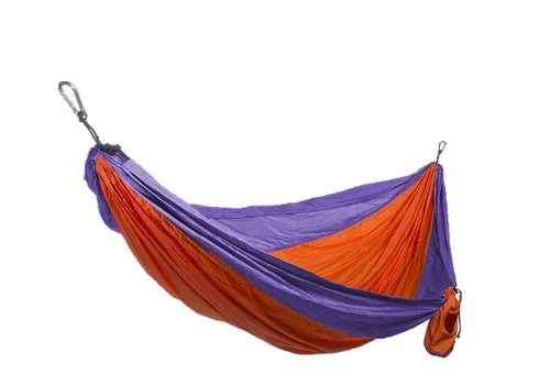 Grand Trunk Grand Trunk Double Hammock Orange/Purple