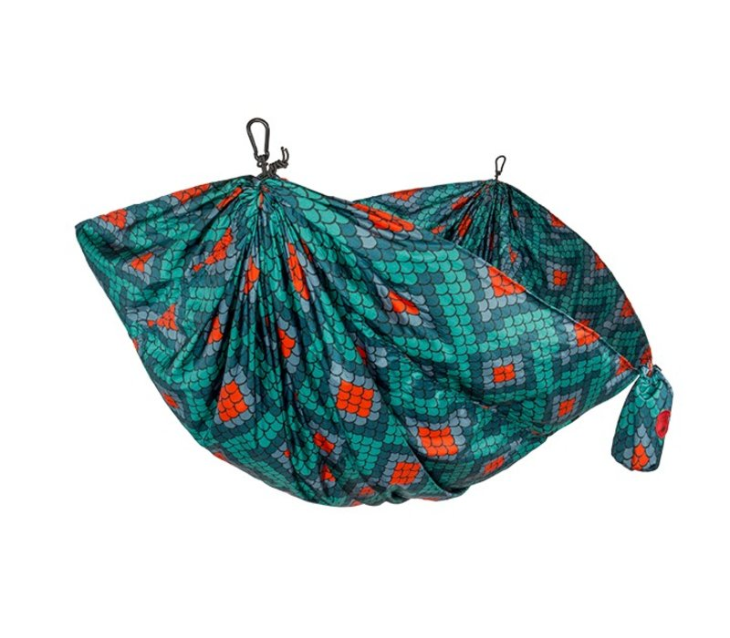 Grand Trunk Double Prints Hammock Firebelly