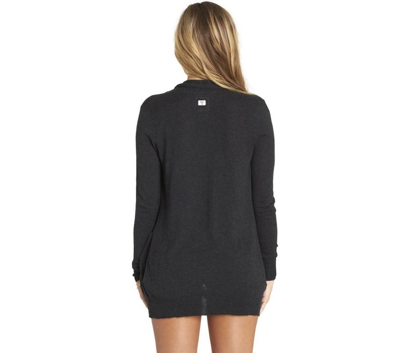 Billabong Line Games Sweater Off Black